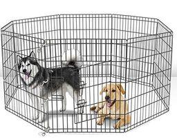 Манежи - вольеры для животных (новые) Размеры и модели - разные