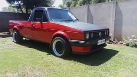 """Vw caddy bakkie for sale or swop """"preference microbus"""""""