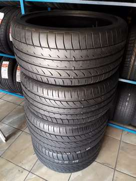 Full set 21inch BMW runflat tyres