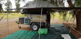 Echo 4 Offroad Camping TRailer