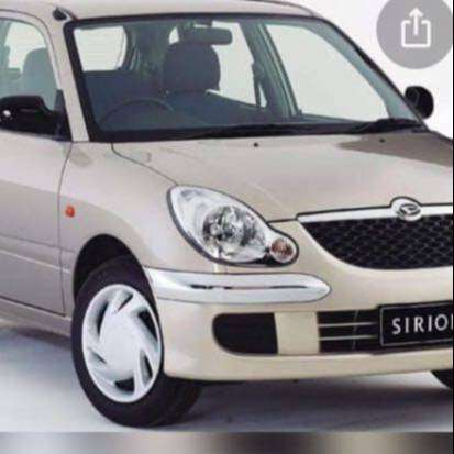 Sirion Daihutsu stripping for body trim, electronic spares and engine