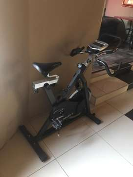 Trojan electronic exercise bike for sale
