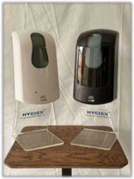 Automatic Sanitize Dispenser & Stand -Touchless