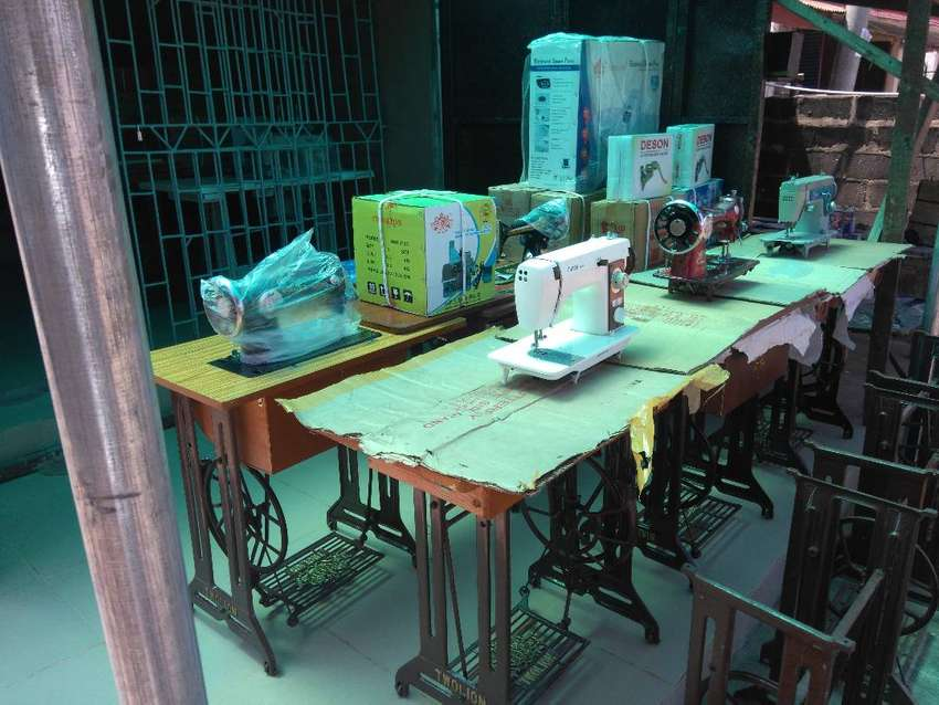 Sewing Machines (Manual & industrials) 0