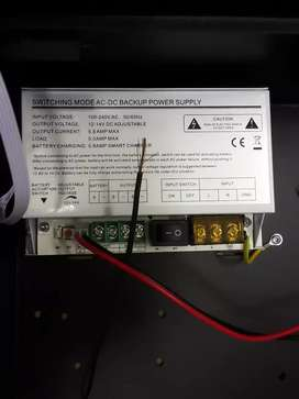 7 ITEMS OF Power supply