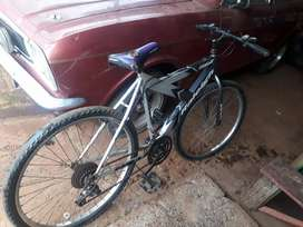 Raleigh mountain bike for sale
