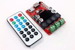 Аудио усилитель TPA3116D2, 2 x 50Вт, Bluetooth 4.0, USB/MicroSD, Fm