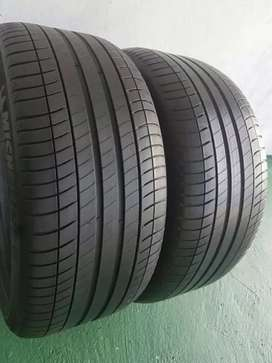 2 × 275 / 40 / 19 runflat Michelin tyres for sale