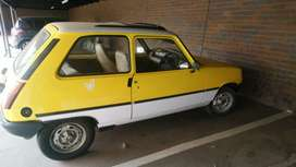 Renault 5 for sale, every day runner. Good student car or project car