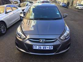 Hyundai Accent for sale ( Manual )