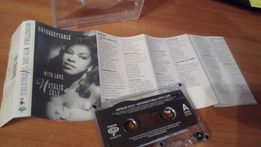 Natalie Cole ‎– Unforgettable With Love UNIKAT kaseta magnetofonowa