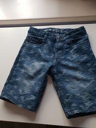 Spodenki krótki jeans