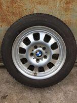 Зимняя резина MICHELIN ALPIN 205/55/R16 на дисках BMW