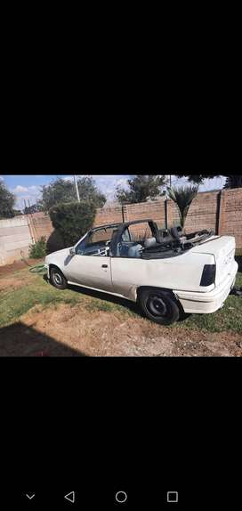 Cabriolet Opel Monza project 4 Sale
