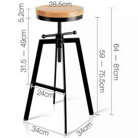 Bar chairs specials. Call House of chairs today. Visit our workshop