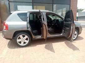 JEEP COMPASS 2.0 LITRE 2013