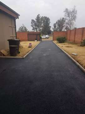 TAR DRIVEWAYS AND PARKINGS