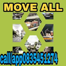 Offices and furniture removals