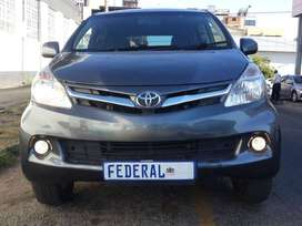 Used 2013 Toyota Avanza 1.5 Sx Manual is in Good Condition, (Also avai
