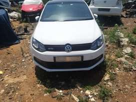 2013 VW Polo 6  GTI FOR STRIPPING