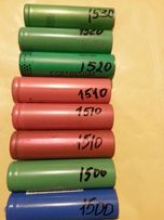 перезаряжаемые 18650 акб батарейки 3.7v акумы