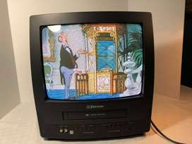 Looking for a box tv with built in vcr