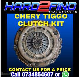 CHERY TIGGO CLUTCH KIT CONTACT US FOR A PRICE