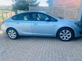 Opel Astra . Woman owned Automatic Vehicle