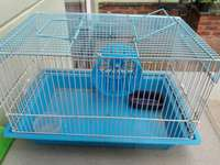 Image of Hamster cage and tunnels for sale