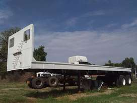 Henred Trailer 2 Axle Swift Original