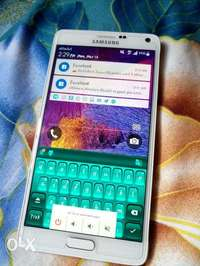 Fresh samsung note 4 for sale 0