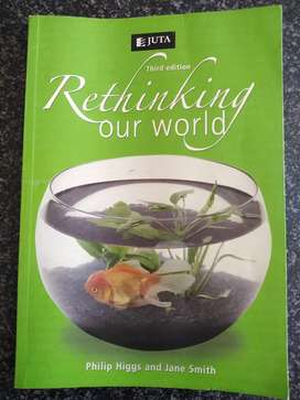 Rethinking Our World 2nd Edition