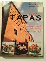 Tapas książka kucharska hiszpańskich szefów kuchni