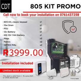 Alarm System New kits , upgrades and repairs