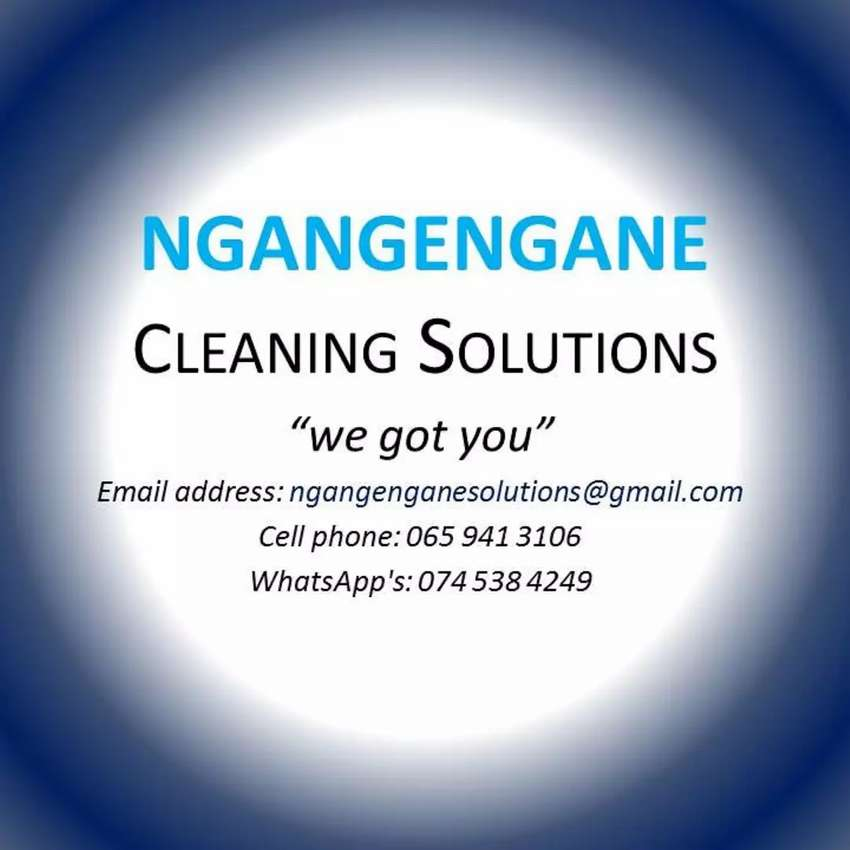 Ngangengane Cleaning Solutions 0