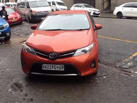 Toyota Auris is available now for sale