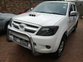 2007 Toyota Hilux 3.0d4d 4x4 double cab immaculate condition for sale
