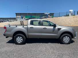 2015  Ford Ranger  2.2 TDCi XL Double Cab 6 speed Manual