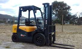 LIUGONG 2,5 TON DIESEL FORKLIFT SPECIAL !!