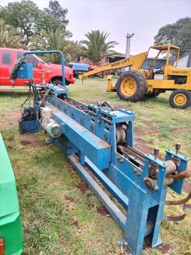 8 Roller palisade machine for sale