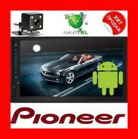 Автомагнитола 2DIN Pioneer FY6521A Android 6 навигатор GPS магнитола!
