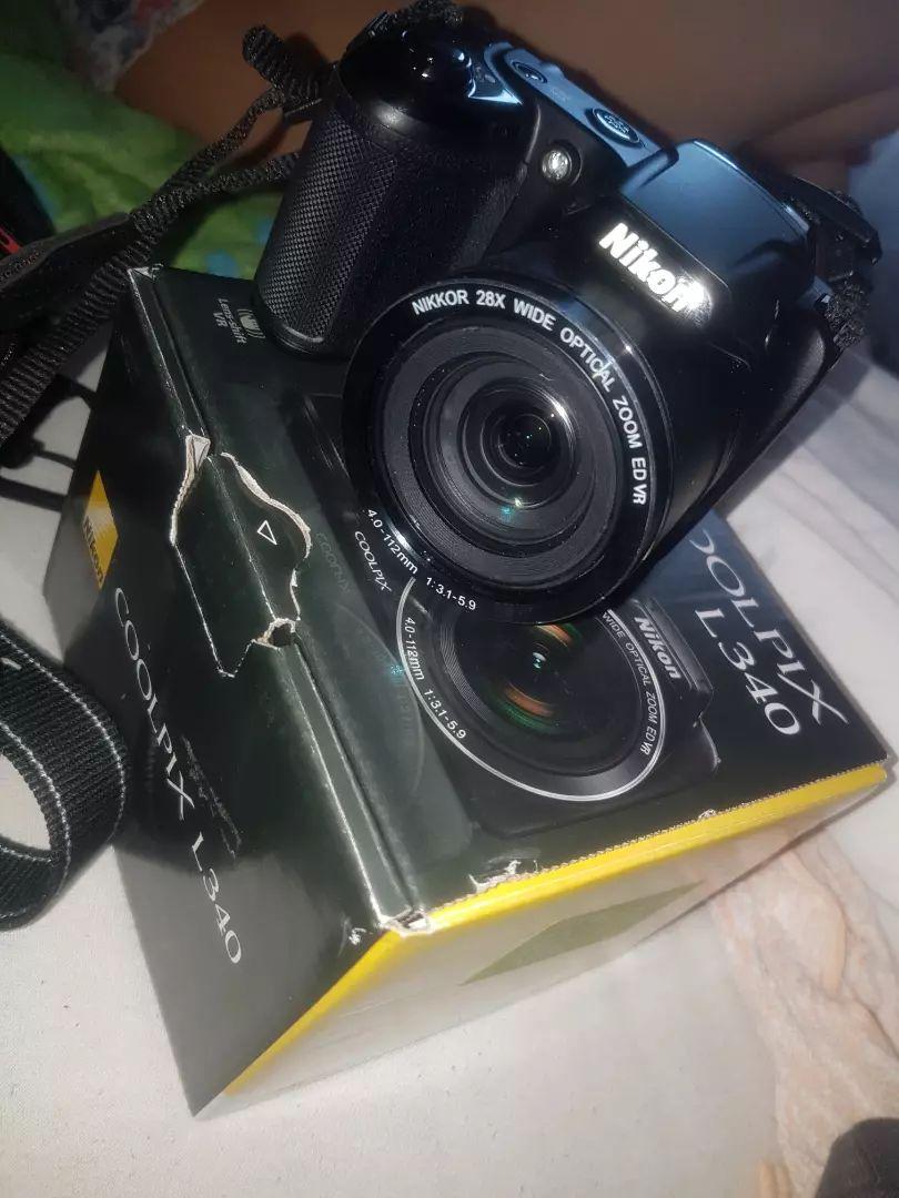 Fotoaparat nikon 0