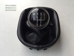 Ручка кпп рукоятка переключения передач VW Caddy Кадди