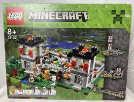 The Fortress - LEGO Minecraft