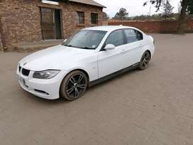 Bmw 3 series 6 speed