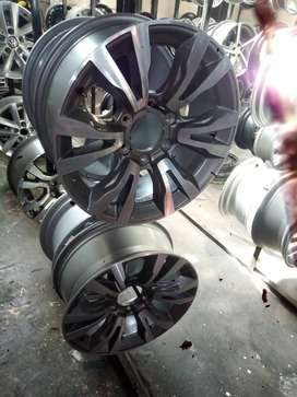 """18"""" Isuzu X-Rider and D-Max mags to use for spare wheel for R1500 each"""