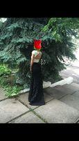 Продам выпускное вечернее платье р.S