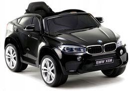 Auto na Akumulator BMW X6 M F16 Skóra EVA 90 Watt Pilot 2.4G POKROWIEC