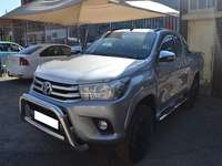 Image of TOYOTA HILUX XC 2.8 GD-6 RB