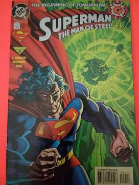 DC Superman the man of steel Oct 94 issue 37 #0